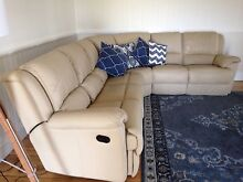 Corner lounge with 2 recliners Texas Inverell Area Preview