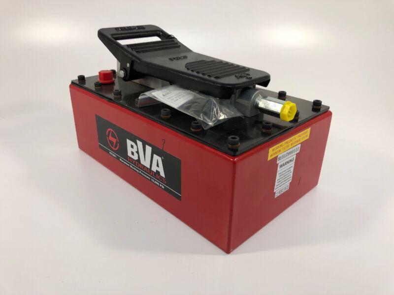 BVA PA3801 - 10,000 PSI Treadle Pump 231.9 in³ Usable Oil