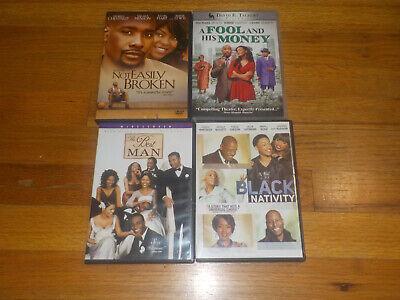 Perfect Holiday/Love Jones/Not Easily Broken/Thin Line between Love & Hate DVD