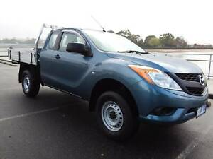 2012 Mazda BT-50 XT Manual Ute Ulverstone Central Coast Preview