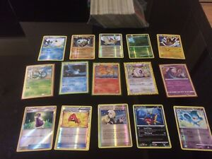300+ Pokemon cards for sale many holo rares 15 total holos!