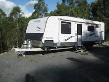 2013 Blue Sky Grandeur Caravan For Sale Worongary Gold Coast City Preview