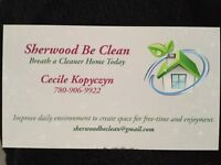 Sherwood Be Clean /Sherwood Park House Cleaning