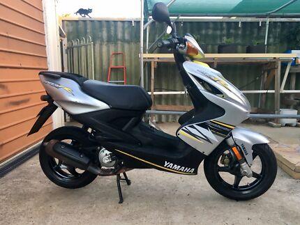 Yamaha Aerox 50 2008
