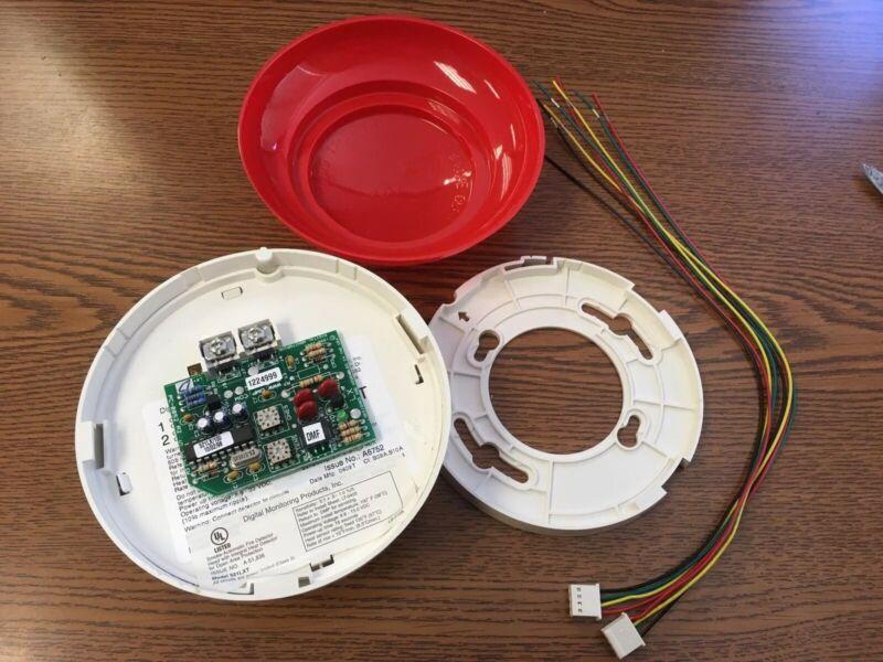 521LXT Addressable Photoelectric Smoke Detector NOS Interchangable with DMP521LX