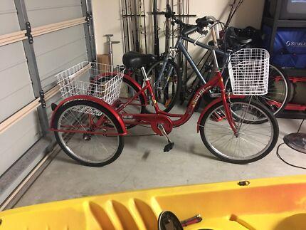 Trike near new