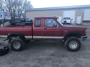 Parting out 1992 ford ranger