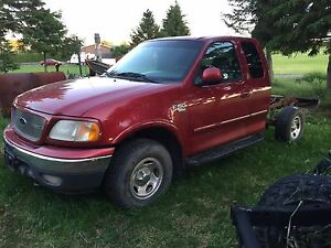 2000 ford f150 v8 4.6L