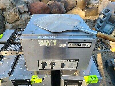 Holman Star 210hx Counter-top 1ph Electric Conveyor Oven