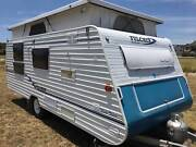 "Fulcher Galaxy Grand Tourer 18"" Poptop Caravan Inverell Inverell Area Preview"