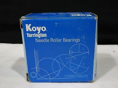Koyo Torrington Needle Roller Bearings Lube Code L225 T1