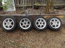 16inch 5 stud multi fit rims Durack Brisbane South West Preview