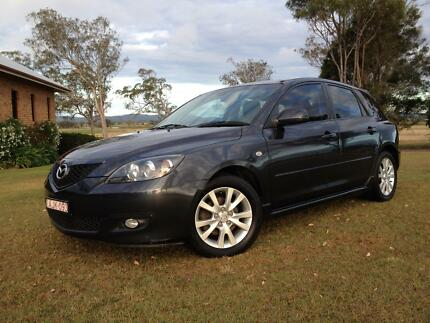 "2006 Mazda3 Hatchback ""Maxx"" - BK Series 2 Grafton Clarence Valley Preview"