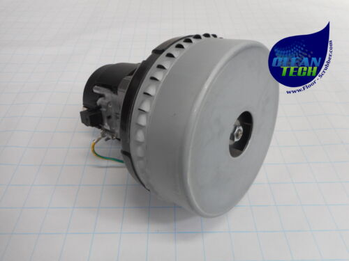 Tennant Nobles 130406, 130406AM Vac Motor for Nobles Typhoon Wet Vac