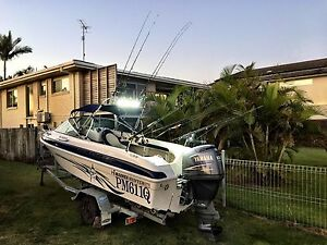Haines hunter 520 Breeze Mooloolaba Maroochydore Area Preview