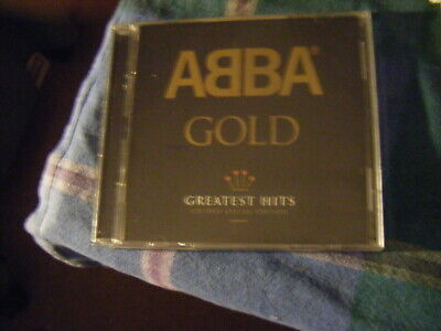 ABBA - Gold (Greatest Hits, 2010) CD + DVD - VG