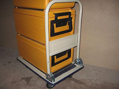 Plattformwagen Klappwagen für zb.  Rieber Thermoporte Thermoboxen Thermobehälter