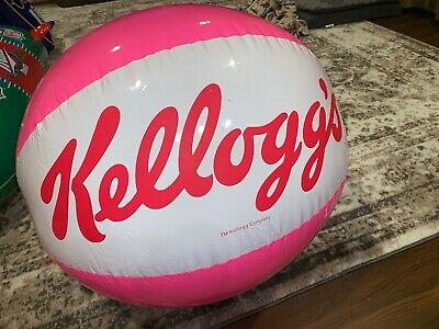 Kellogg's Huge Blow Up Ball