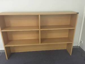 Office Hutches - 2 x @ $50.00 Each Newcastle Newcastle Area Preview