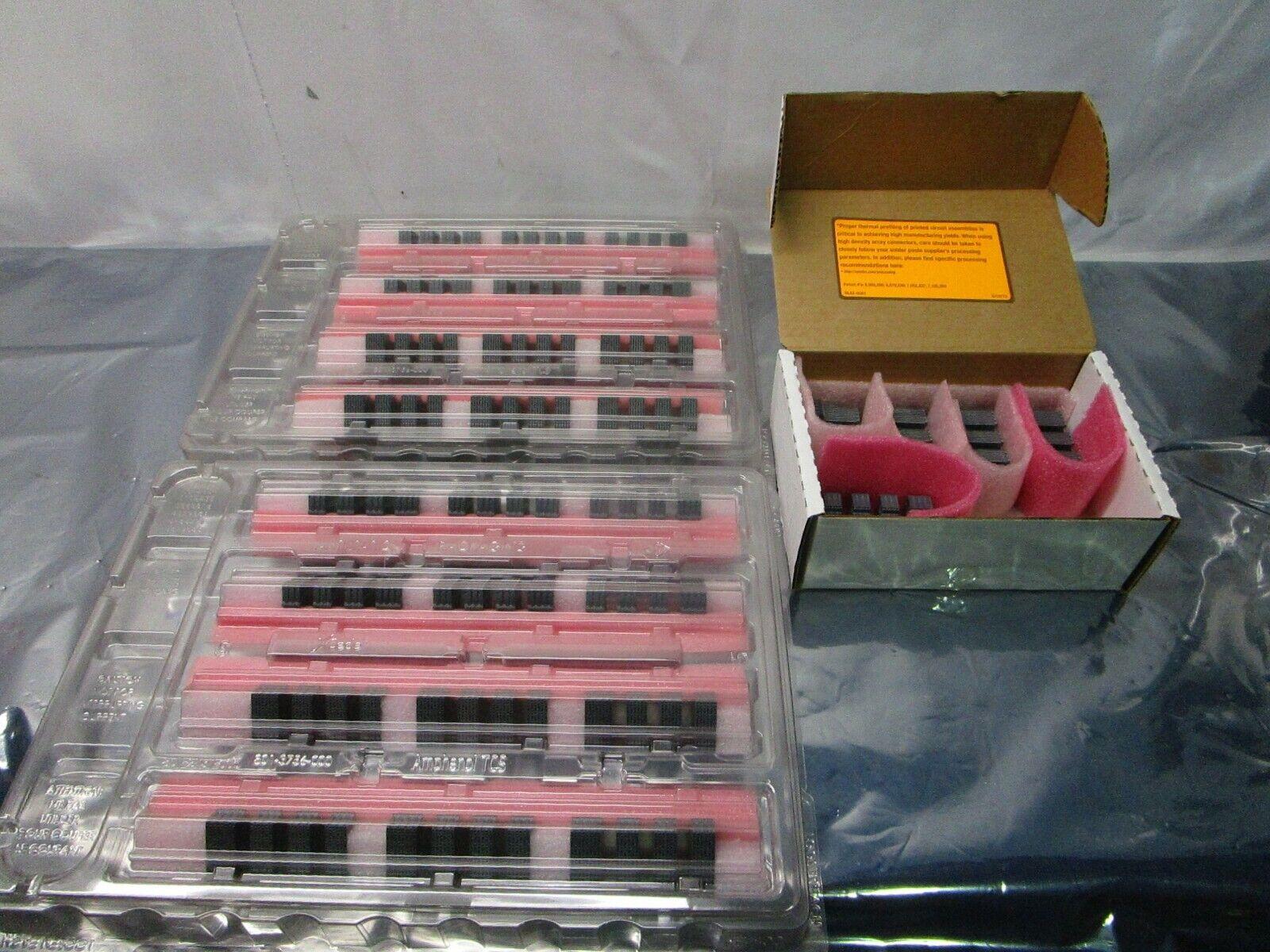 1 Lot 29 AMPHENOL TCS AX500-00059 CONNECTORS, 102339