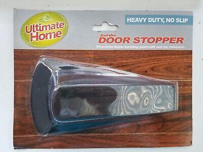 Heavy Duty Rubber Door Stop Stopper 6.5