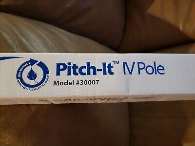 Sharps Compliance Pitch-it Iv Pole 30007 New Healthcare Accessories Aluminum