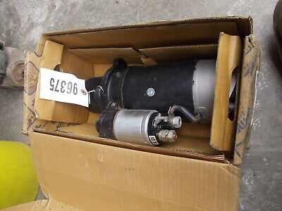 Re41875a John Deere 4000 3020 3010 Tractor Jd 6600 7700 Starter Assembly Nib