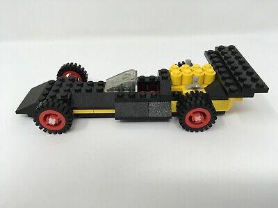 Lego 695 Racing Car Legoland 1970s vintage old auto race vehicle 695-1