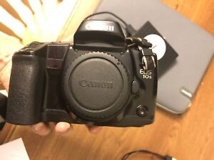 Rare canon film camera