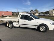 Ford Falcon One Tonner ute BF 2006 Cowra Cowra Area Preview