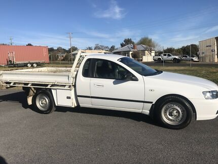 Ford Falcon One Tonner ute BF 2006