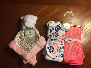 Baby Girl New Carters Lot