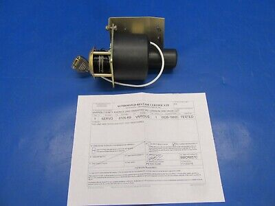 Used, S-Tec Autopilot Roll Servo 0106-R9 w/ 8130 (0519-77) for sale  Middletown