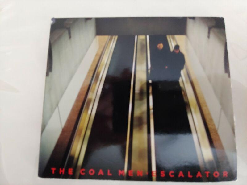 Escalator by The Coal Men (CD, 2013, Vaskaleedez Records)