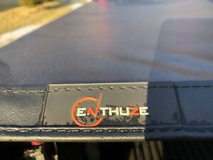 "Enthuze tonneau cover for Ram 1500 with 5'7"" box"