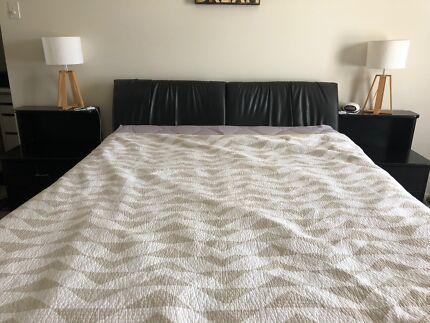 3-Piece Bedroom Suite (Black)