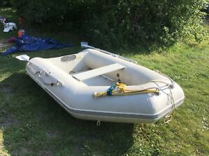 Mercury Quicksilver 9ft. Inflatable Boat