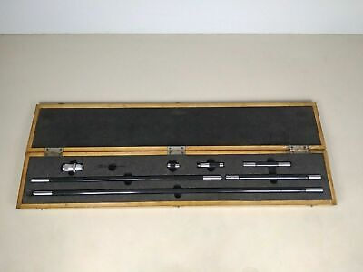 Mauser Inside Micrometer 50-75 Resolution 0.01mm