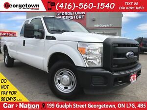 2015 Ford F-250 XL | LEATHER | 6 PASS | 8FT BOX | 6.2L V8 |
