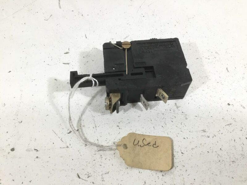 USED GE General Electric CR124 Overload Relay