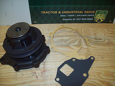Ford Tractor Loader Water Pump With Gaskets -340 445 540a 535 340b More