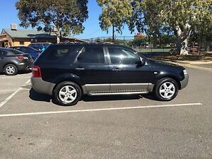 Ford Territory TS 2007 LOW KMS 93k Camden Park West Torrens Area Preview