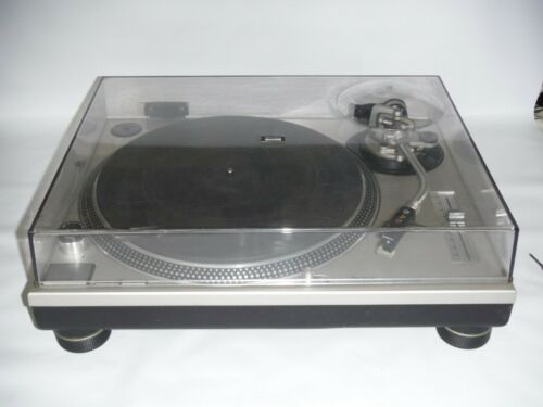 TechnicsSL-1200MK2 Direct-Drive DJ Turntable - Silver (LOCAL PICKUP ONLY)
