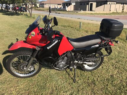 KLR 650 LAMS APPROVED