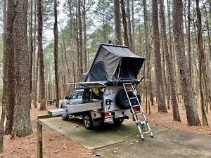 Rooftop tent and Canopy