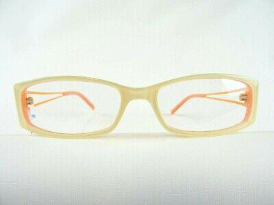 Helles Kunststoffgestell für kleine Gesichter Brille für Damen und Mädchen Gr. S