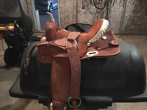 16 inch billy cook saddle