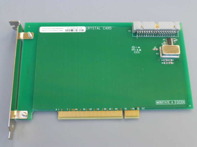 Crystal Card Flex-MIS-E809440 944 PCI Clock Board