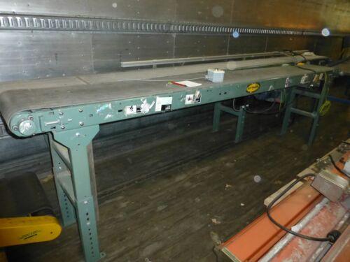 Hytrol Powered Belt Conveyor