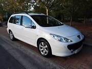 2006 Peugeot 307 Wagon Mile End South West Torrens Area Preview